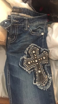 Premiere jeans by rue 21 5/6 Martinsburg, 25403