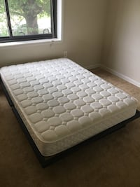 Full sized Mattress and Platform Hyattsville, 20781