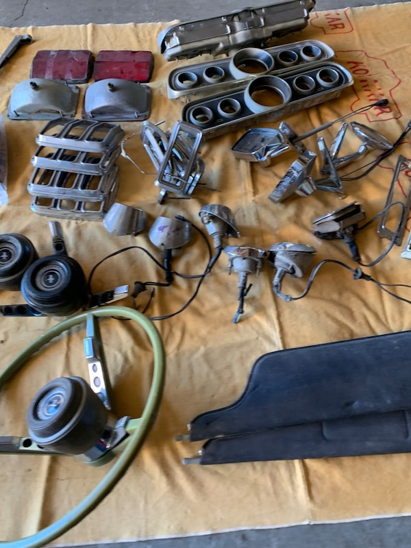 Mustang Used Parts >> 65 To 70 Mustang Parts 3