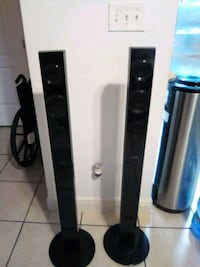 black and gray home theater system New Orleans, 70114