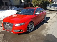2010 Audi S4 Fully Equipped / Nav / Rear Camera / DVD / Sport Differential Gatineau