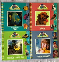 New Sesame Street subjects Learning   Nonfiction Fun Facts Books Set  Mississauga, L5E 1X9