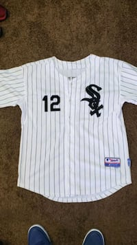 Chicago White Sox Jersey number 12 Peoria, 85382