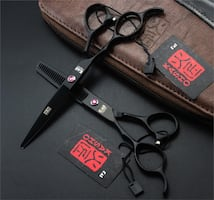 proffessional hairsalon scisors 5.5 or 6 inches,wholesale price 90.00$ each kits