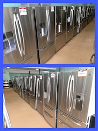 15% off New and used Refrigerator+ free delivery  Glyndon, 21136
