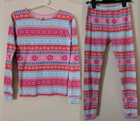 Girls pj's and Onesie Size 12 Mississauga, L5M 7L9