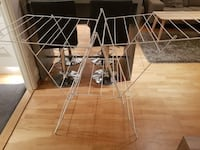 Clothe drying stand