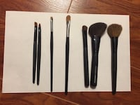 Brushes for sale, all for $50 Clean, excellent condition. Markham