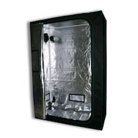 """24""""x48""""x79"""" Silver Mylar Grow Tent   Mississauga, L4Y 2A1"""