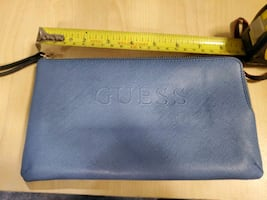 Brand new Guess clutch