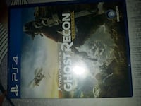 Tom Clancy's Ghost Recon(PS4) Singapore, 649845