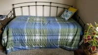 Daybed w/popup trundle Lyndon, 40222