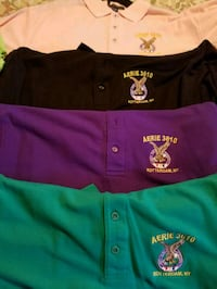 EAGLE shirts 3610 Rotterdam Club Schenectady
