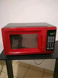 red microwave oven Opa-locka, 33054