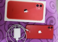 İphone 11 128gb Red