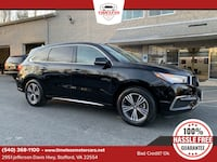 2017 Acura MDX for sale Stafford
