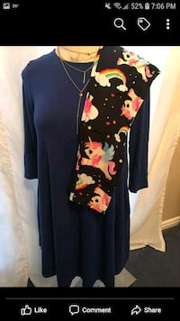 black and yellow floral long-sleeved dress Kearns, 84118