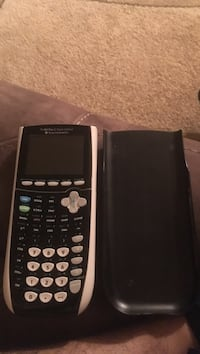 black and gray Texas Instruments TI-84 Plus Arlington, 22204