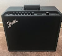 Fender Mustang GT 100 100W 1x12 Guitar Combo Amplifier Black Placentia, 92870