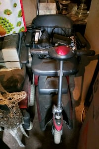 black and red upright vacuum cleaner Fresno, 93704