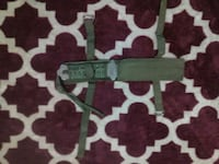Good knife w/green sheath (used) Las Vegas, 89142