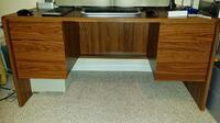 Wooden Office Desk Woodbridge
