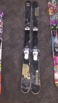 Volkl skis only good condition  Edmonton, T6C 0A9