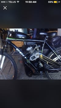 Gas assisted bike for sale 650.00 Midland, L4R 5C2
