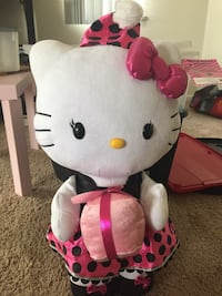Hello Kitty Plush - party greeter Westminster, 80030