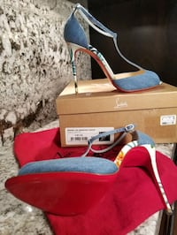"Christian louboutins 39/8 ""NEW"" Burnaby, V5A 4A5"