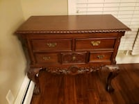 Antique Mahogany chest of  Five Drawers Vancouver, V6E 1A7