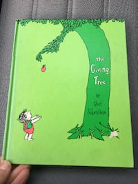 First edition  The Giving Tree by Shel Silverstein 60514