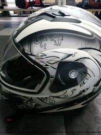 Lv2 helmet w chinese dragon face. large  Lakeland, 33801