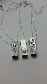 Handmade Stamped Bar Necklaces  Palm Bay, 32907