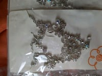 Collar de plata y diamantes. Madrid, 28001