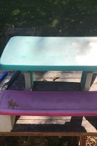 Fisher price picnic table