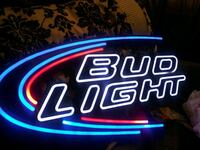 Bud Light sign Pinellas Park, 33781