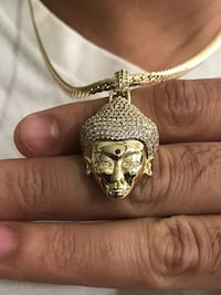 14k gold plated Miami, 33180