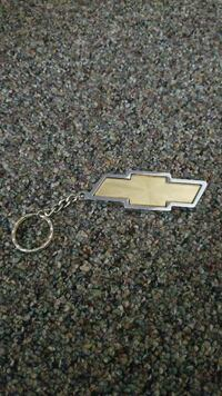 gold-colored Chevrolet keychain Stephens City, 22655