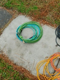 green and red coated cable Virginia Beach, 23464