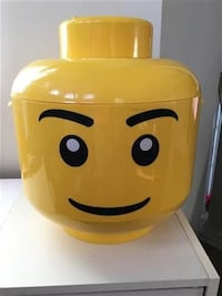 Lego Jumbo storage head