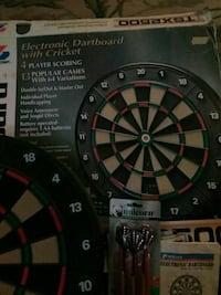 Dart board set  Lansing