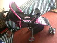 baby's black and pink stroller Albuquerque, 87105