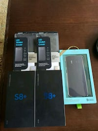 MINT SAMSUNG GALAXY S8 PLUS WITH CASE OF CHOICE.  Milford, 45150
