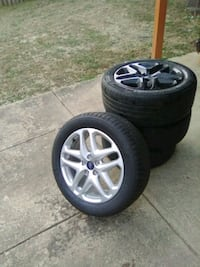 Ford rims and Michelin Tires Capitol Heights, 20774