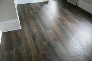 Flooring and showers drywall