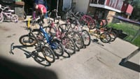 Reconditioned bikes blowout sale 3902 26th Ave Se  Calgary, T2B 0C8