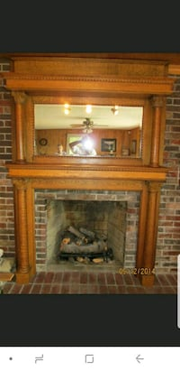 Fireplace mantle antique Johnson City, 37601