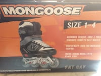 Mongoose Kids Expandable Rollerblades  New York, 10026