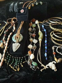 Native style jewelry lot Medford, 97501